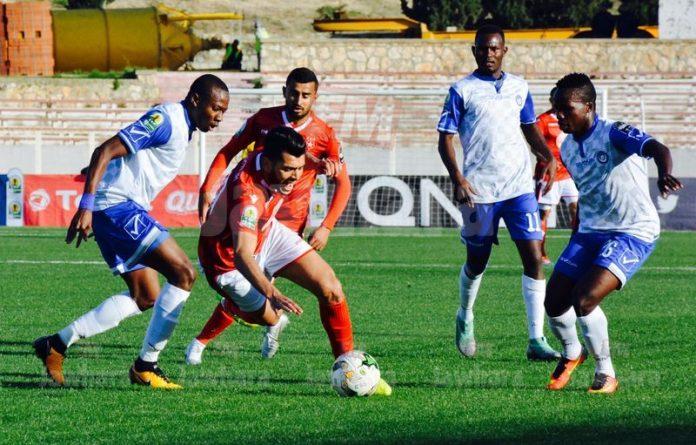 الاتحاد الافريقي يحدد موعد انطلاقة مباراة الهلال والنجم