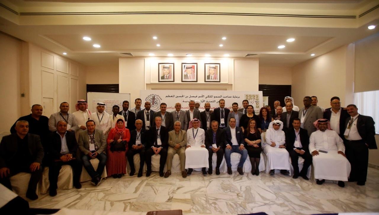الاتحاد العربي للصحافة الرياضية ينتخب مجلسا جديدا