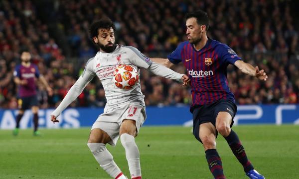 برشلونة يتعرض لهزيمة تاريخية من ليفربول ويودع نصف النهائي
