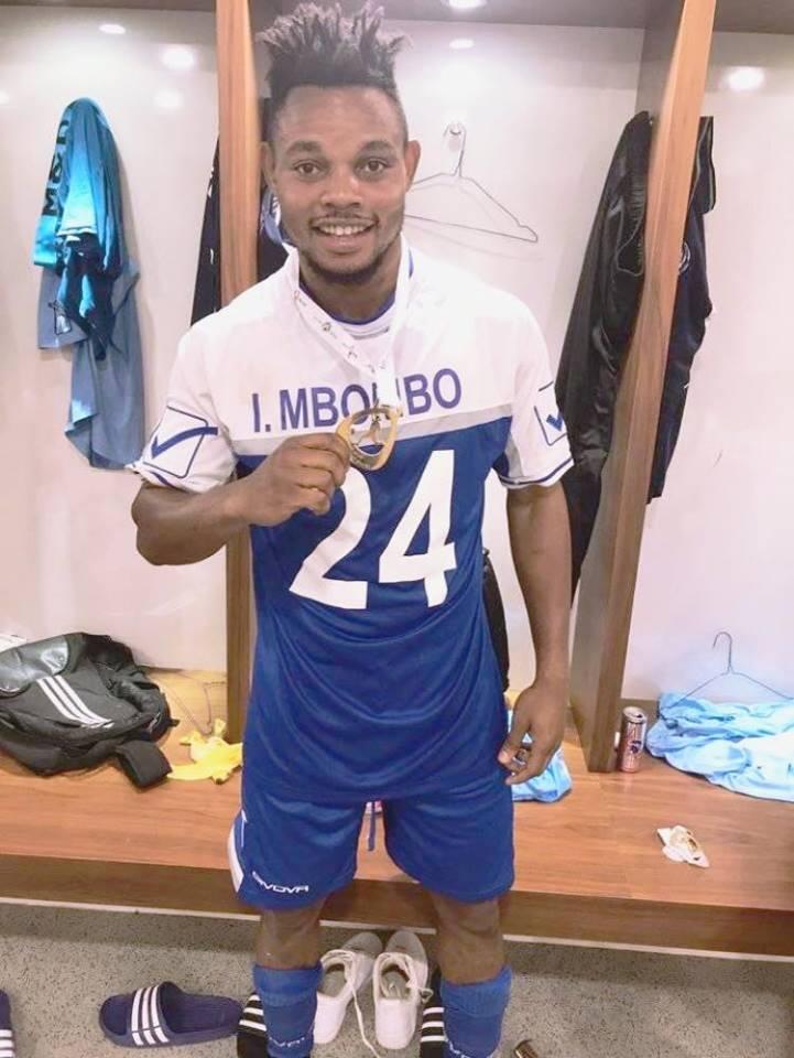 وكيل لاعب الهلال امبوبو يطالب بفسخ عقده بالتراضي وتهديد من الفيفا بسبب ايمانويل