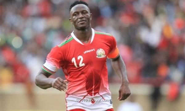 كينيا توجه الدعوة للاعب توتنهام لقيادتها في الامم الافريقية