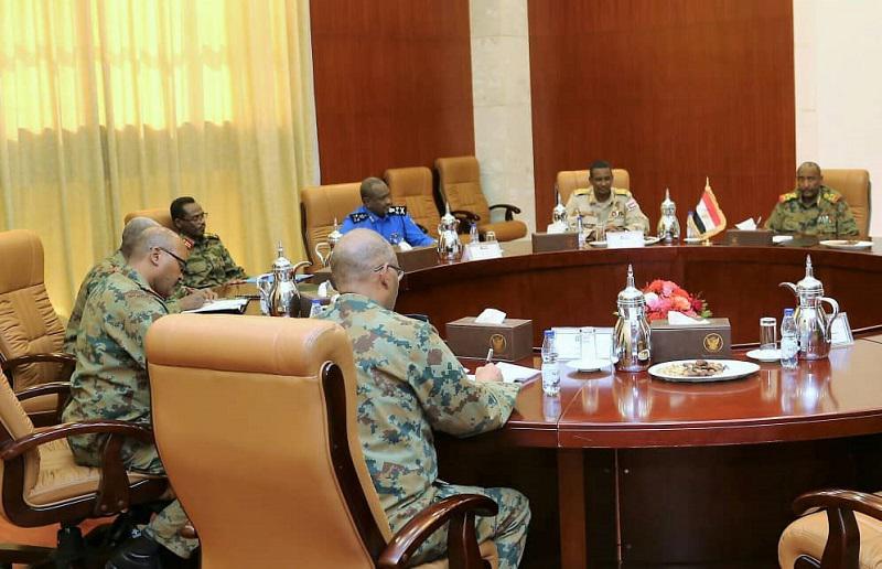 انتهاء الجلستين الاولي والثانية من تفاوض المجلس العسكري والحرية والتغيير