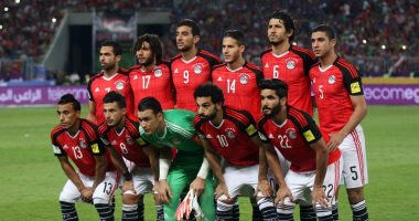 منتخب مصر يواجه منتخب جنوب افريقيا