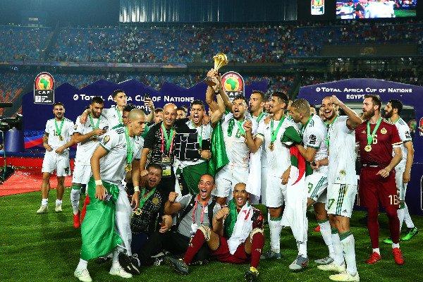 امم افريقيا .. الجزائر تكسب السنغال وتحقق لقبها الثاني