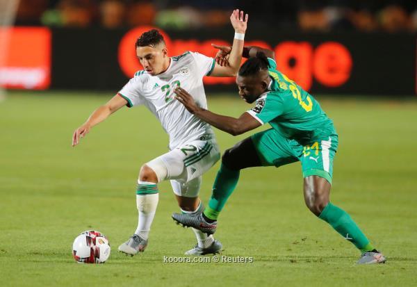 على طريقة الملاكمة ..الجزائر اسقطت السنغال