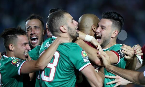 تطورات مثيرة في تصنيف المنتخبات العالمية الجزائر تقفز 28 مركزا
