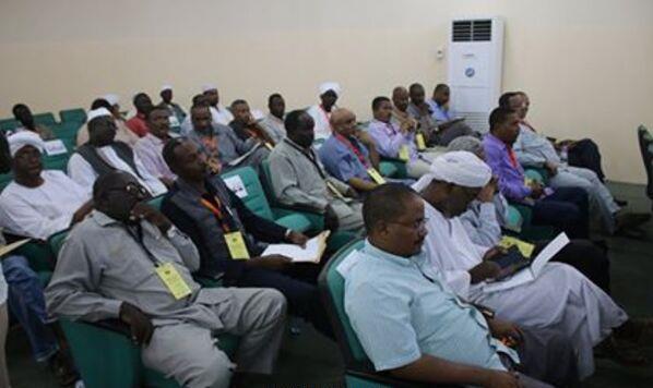 عمومية الاتحاد السوداني لكرة القدم تكشف واقعا جديدا