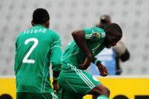 منتخب نيجيريا يفوز على بطل العالم!!!