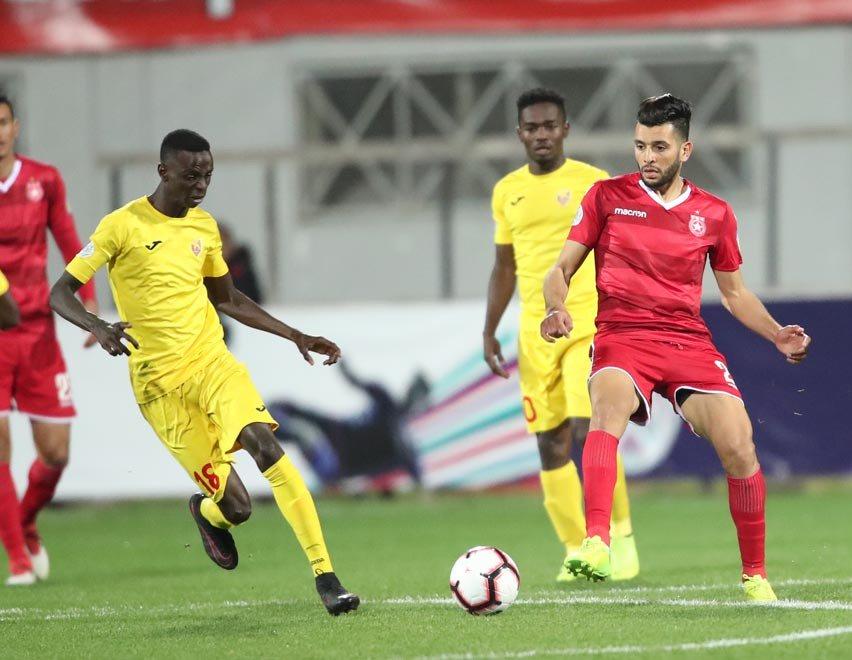 الكندو: نعول على الجماهير واللاعبين في عبور بطل الجزائر