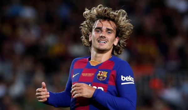 غريز مان يقود برشلونة امام بلباو