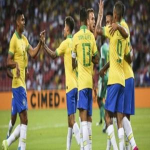نيجيريا تفرض التعادل على البرازيل في مباراة عالمية ودية