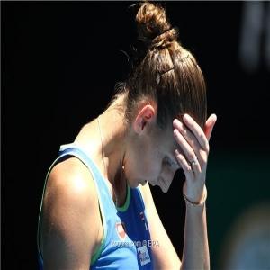 تنس.. بليسكوفا تغادر أستراليا المفتوحة مبكرًا