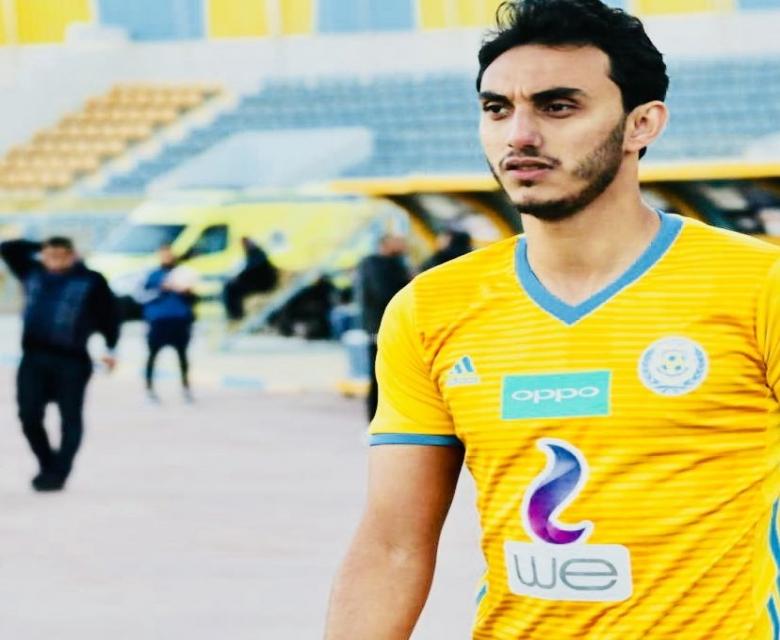 محمد مجدي لاعب الإسماعيلي: عشت أصعب لحظات حياتي بسبب كورونا