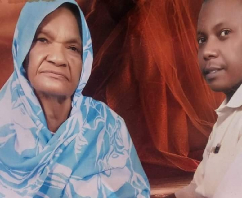 الدكتور علي بلدو يهجر منزله ويعتكف بجوار قبر والدته