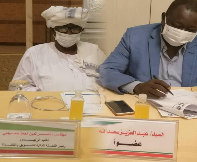 اللجنة المالية ترتب لميزانية استكمال الموسم وتكون لجنة برئاسة دكتور عبدالعزيز سعدالله