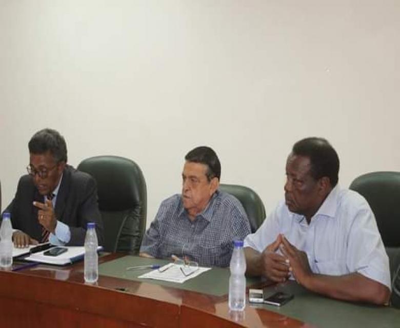 حسن أبوجبل يدعو لإجتماع طارئ لمجلس إدارة الاتحاد