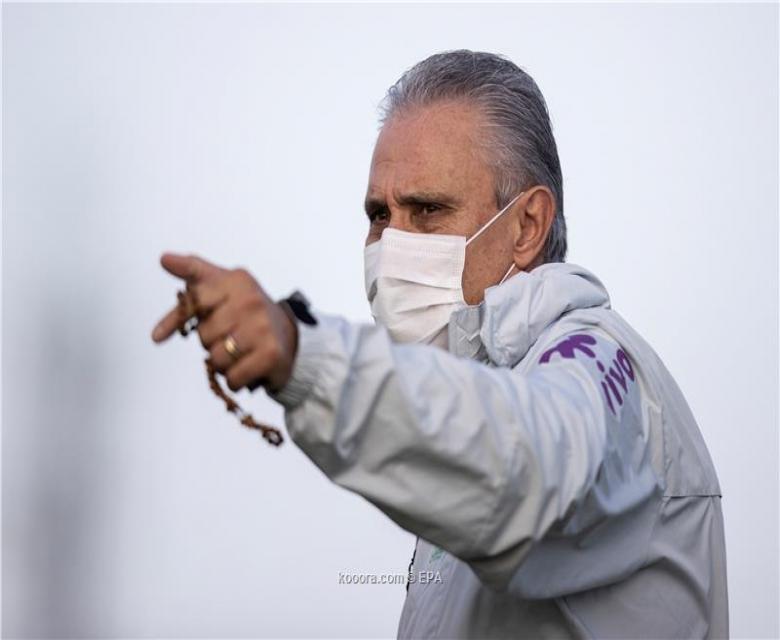 تيتي مدرب البرازيل يحذر من خطورة بيرو