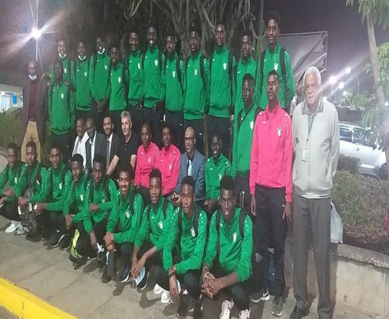 منتخب الشباب يواجه الاثيوبي