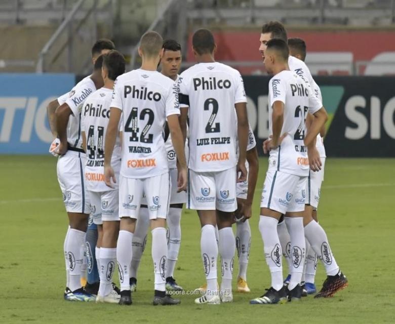 الدوري البرازيلي ..سانتوس يهزم كورينثيانز بالدوري البرازيلي