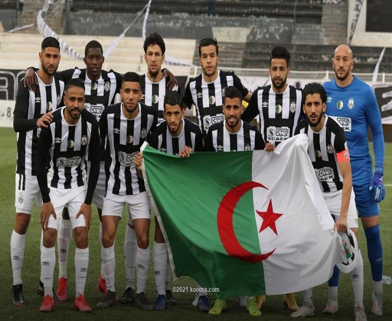 وفاق سطيف يتصدر الدوري الجزائري