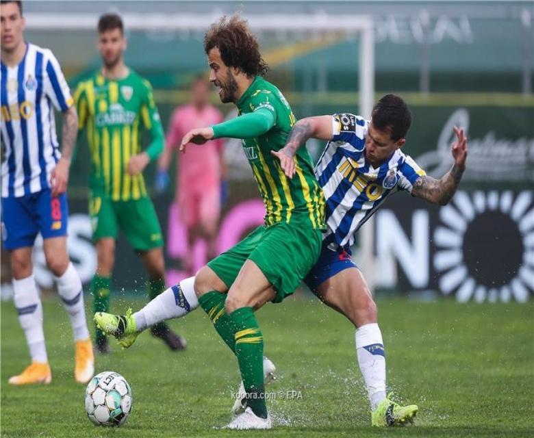 بورتو يواصل صحوته في الدوري البرتغالي