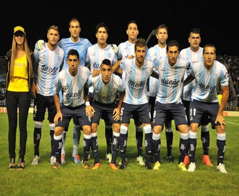 راسينج يتغلب على  إندبنديينتي في كأس رابطة الدوري الأرجنتيني