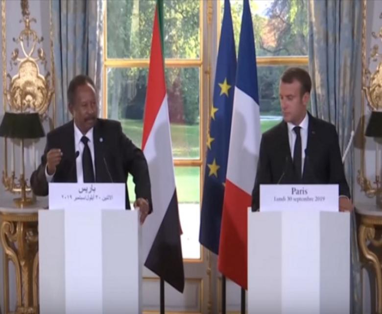 مؤتمر باريس  .. قوة الإرادة السودانية تتحدى الواقع القاتم