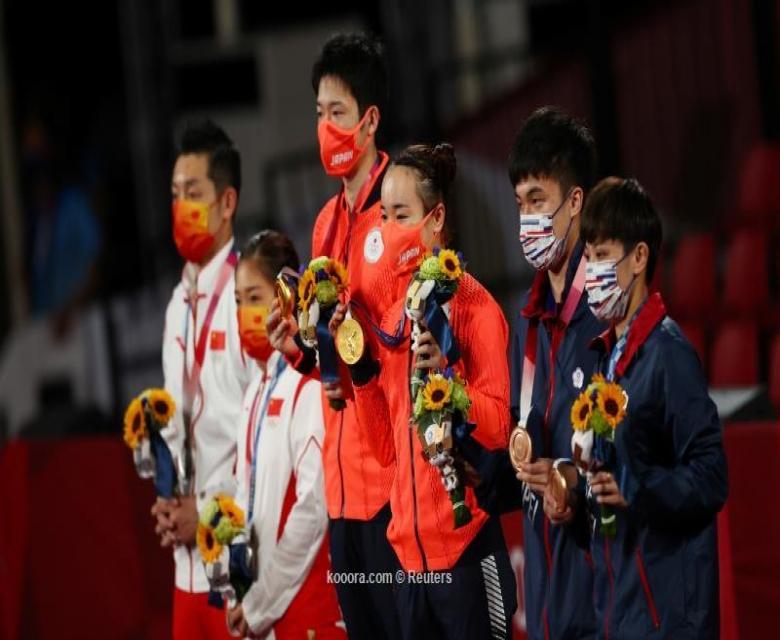 امريكا تتألق في الاولمبياد