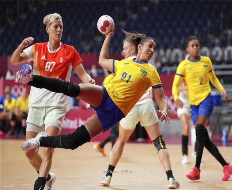 الاولمبياد ..سيدات اليابان يهزمن مونتنيجرو.. والبرازيل تتصدر مجموعاتها