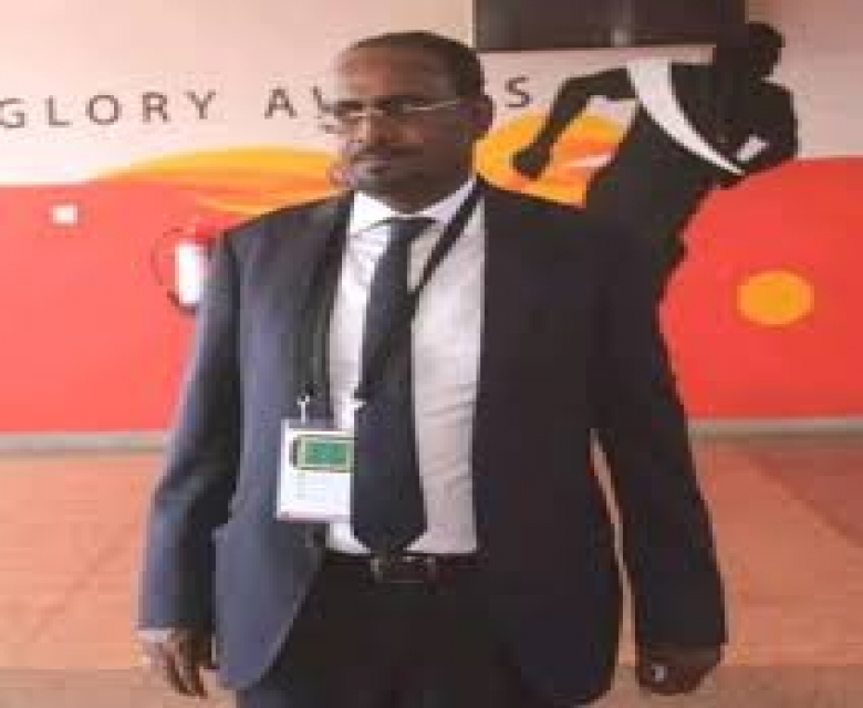 الفاضل التوم مساعد رئيس نادي الهلال يهاجم لجنة المسابقات و المريخ