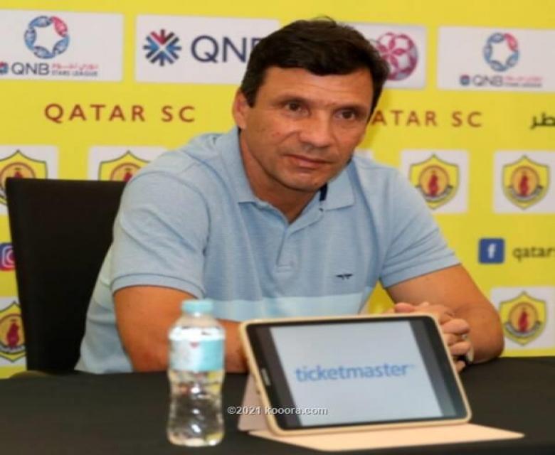 الدوحة..مدرب قطر: لا يمكن تغيير الماضي