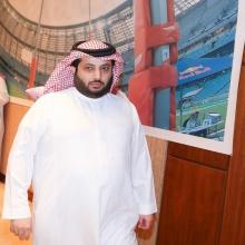 تركي آل الشيخ يشيد بفوز فريقه على الاهلي المصري ويسخر من شوبير