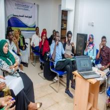 المركز القومي للسلام ينفذ مشاريع لمحاربة العنف الطلابي