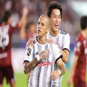 البرازيليون يشعلون التنافس في الدوري الياباني