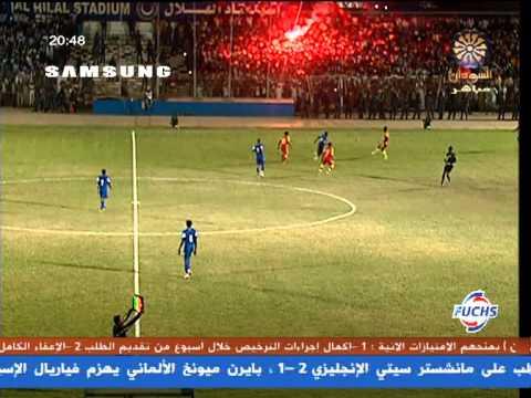 هدف ساكواها في الهلال نهائي الدوري 2011