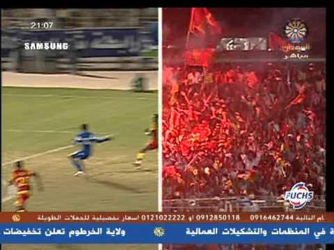 هدف الدافي في الهلال نهائي الدوري 2011