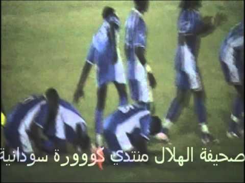 هدف الهلال الثاني في مرمى الاهلي الخرطوم ممتاز 2012