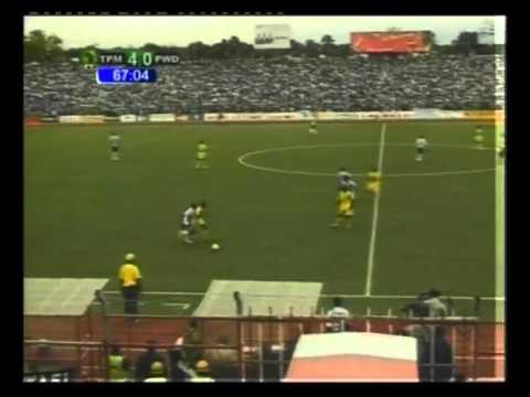 اهداف مازمبي في باورديناموز 6 / 0 ابطال افريقيا 2012